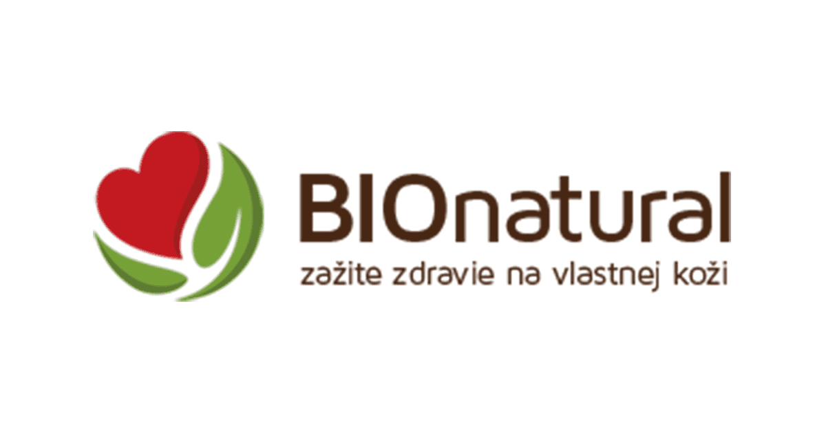 BIOnatural.sk zlavove kody, zlavy, kupony, akcie